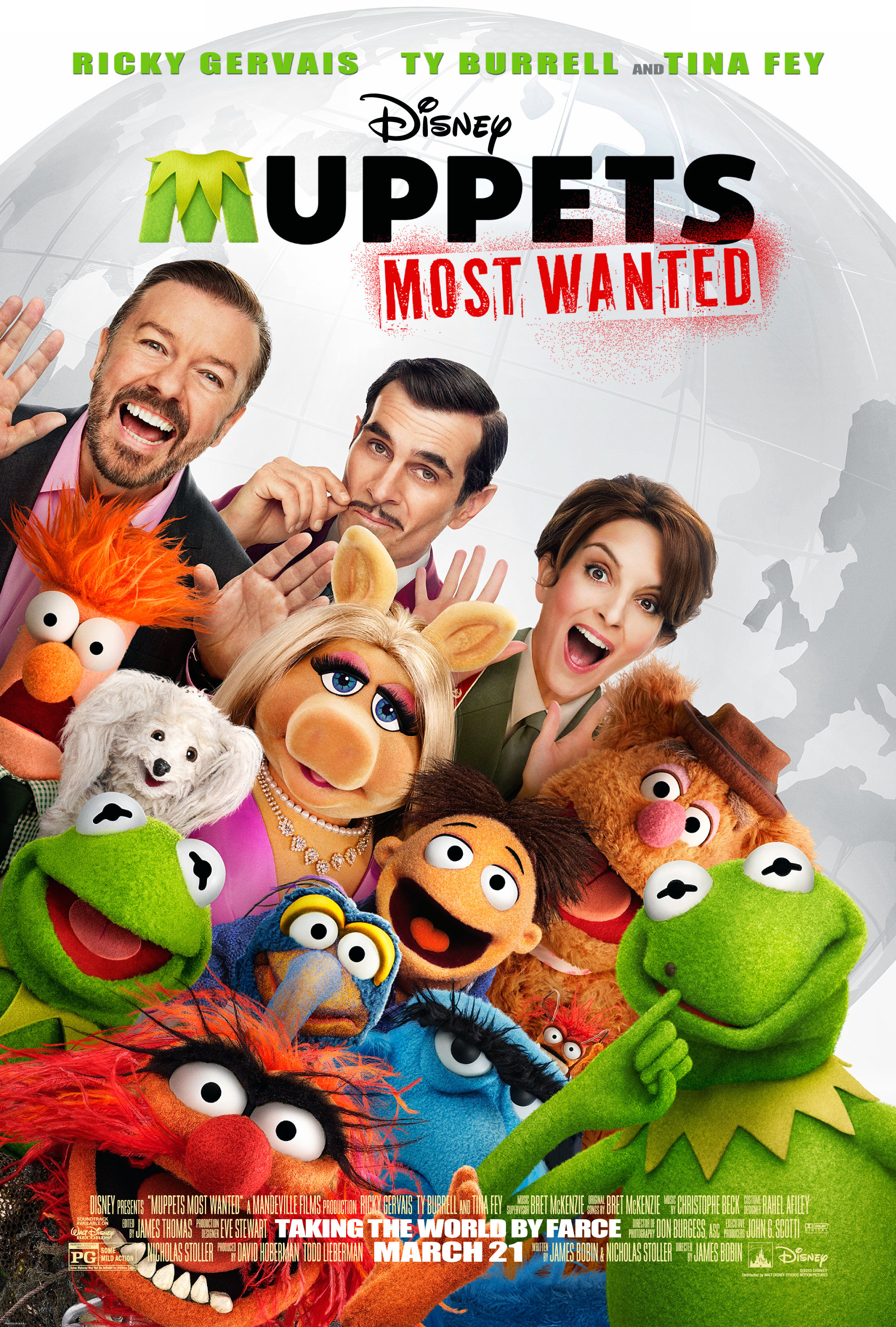 Muppets Most Wanted  – Free Screening