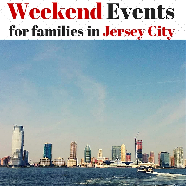 Events Happening in Jersey City This Weekend