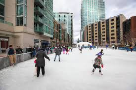 skating rinks in Jersey City