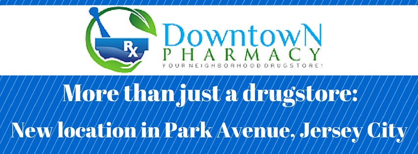 Downtown Pharmacy in Jersey City