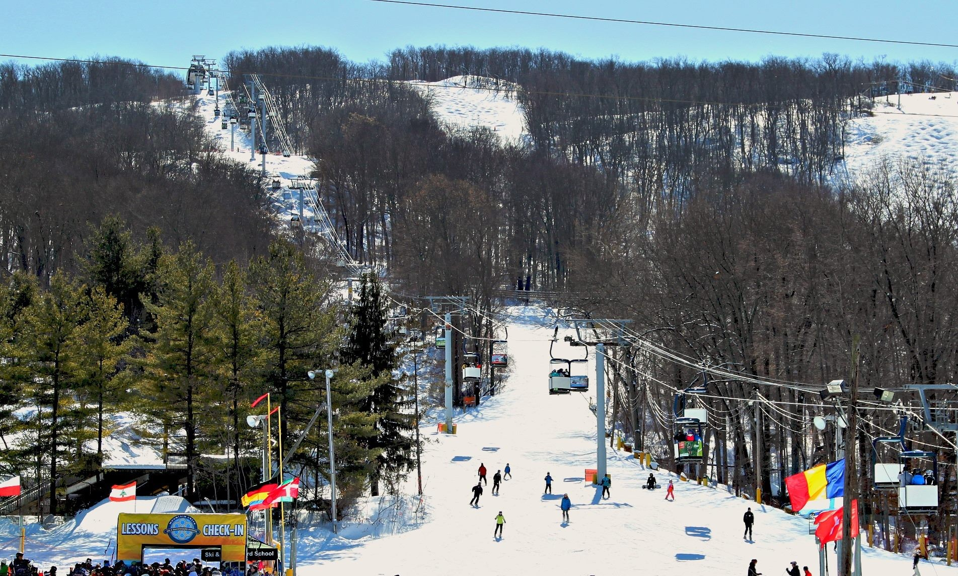 the best places to go skiing in new jersey - things to do | jcfamilies