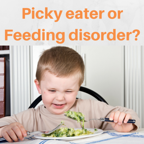 Picky eater or feeding disorder? Meet Alyssa Kane: Feeding Specialist and Speech Language Pathologist in Jersey City
