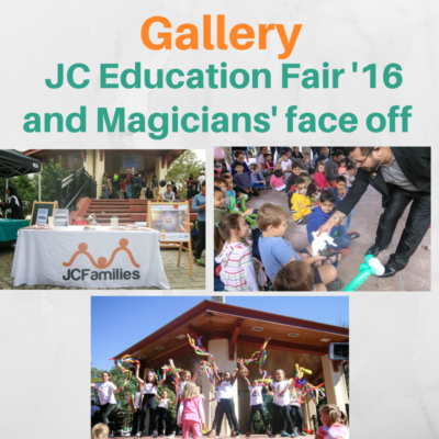 JC Education Fair and Magicians' face Off Gallery