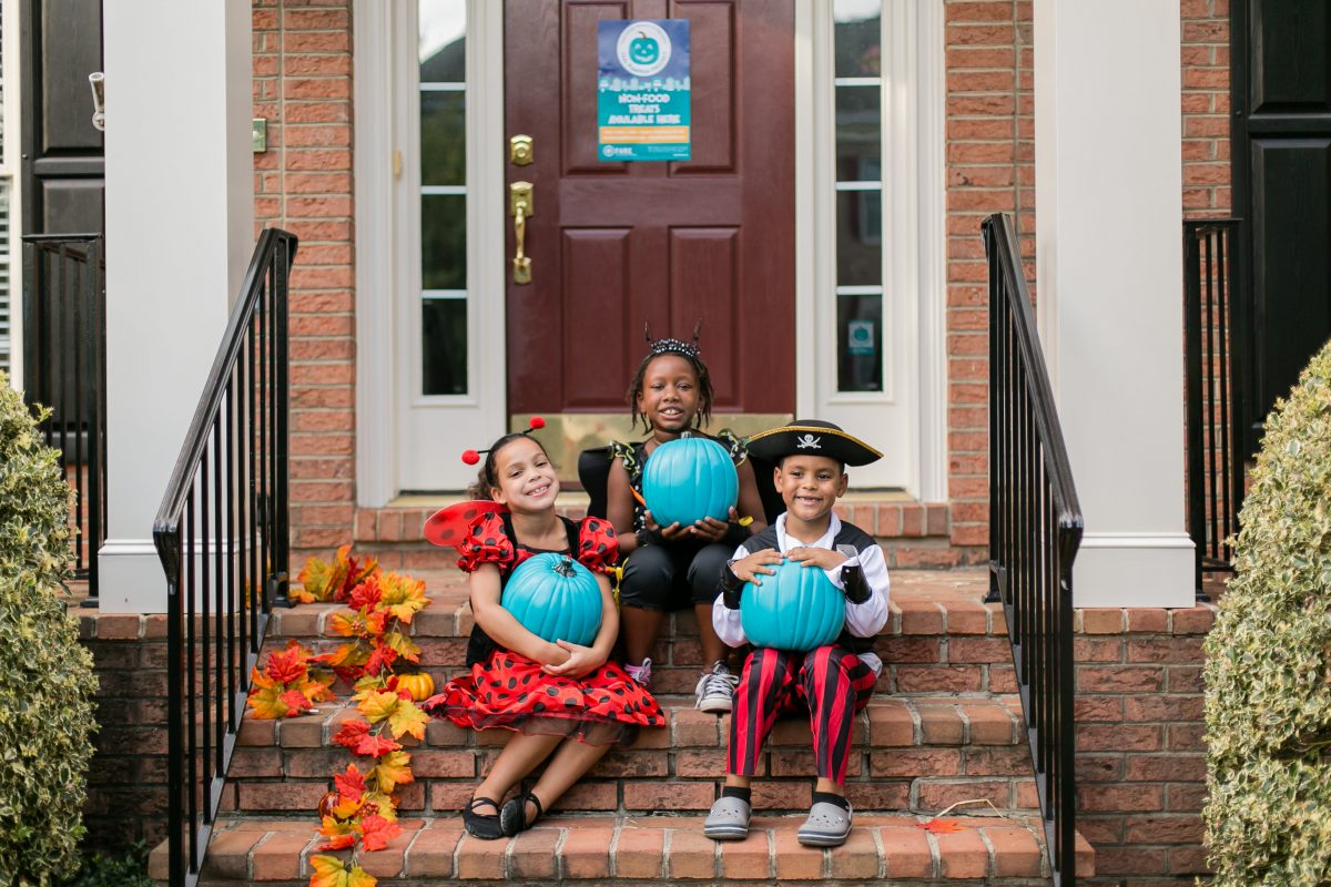 JCFamilies Support The Teal Pumpkin Project