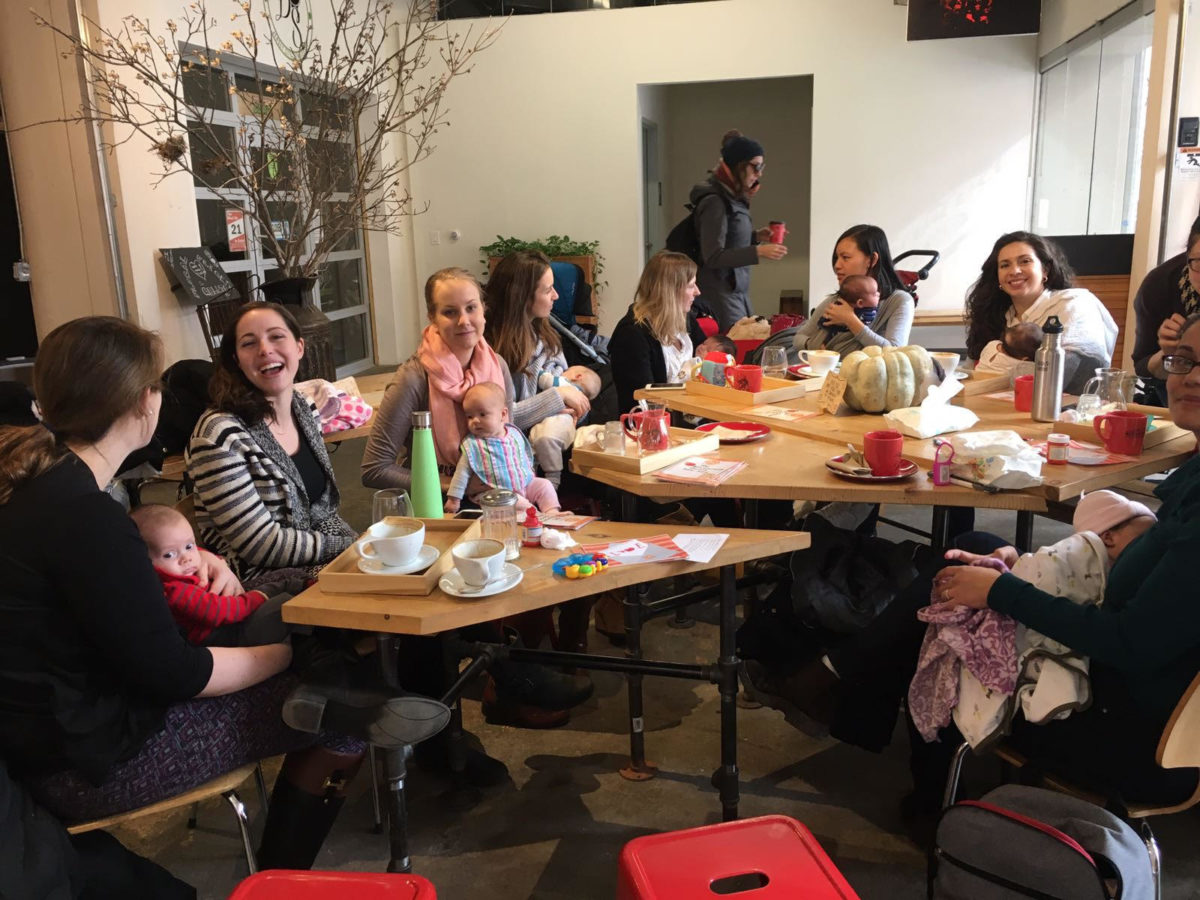 Weekly New Moms & Kids Meetup in Jersey City