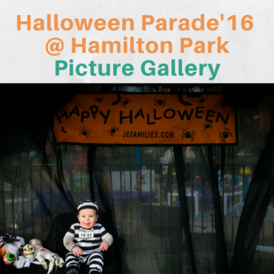 Halloween Parade'16 at Hamilton Park Gallery