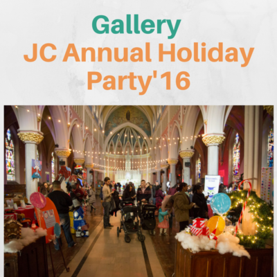 Picture Gallery from JC Annual Holiday Party'16