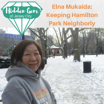 Elna Mukaida: Keeping Hamilton Park Neighborly