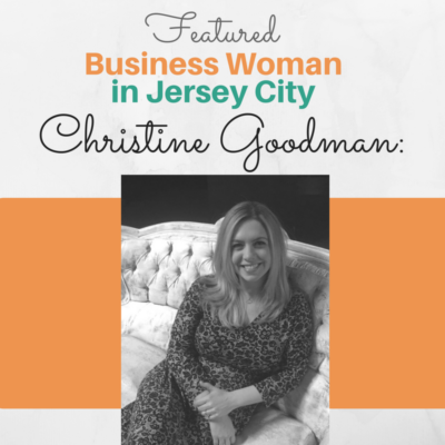 Christine Goodman: Art House Owner and Jersey City Mom