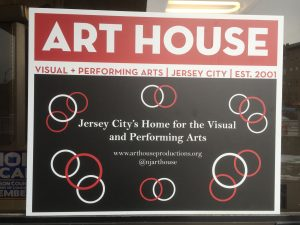 Christine Goodman Art House Owner Jersey City