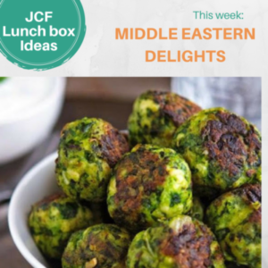 JC Lunch Box: Middle Eastern Delights