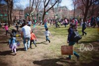 Easter Egg Hunt in Jersey City