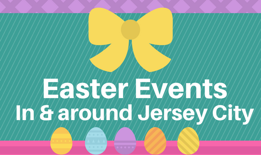 Easter Egg Hunt Events in Jersey City