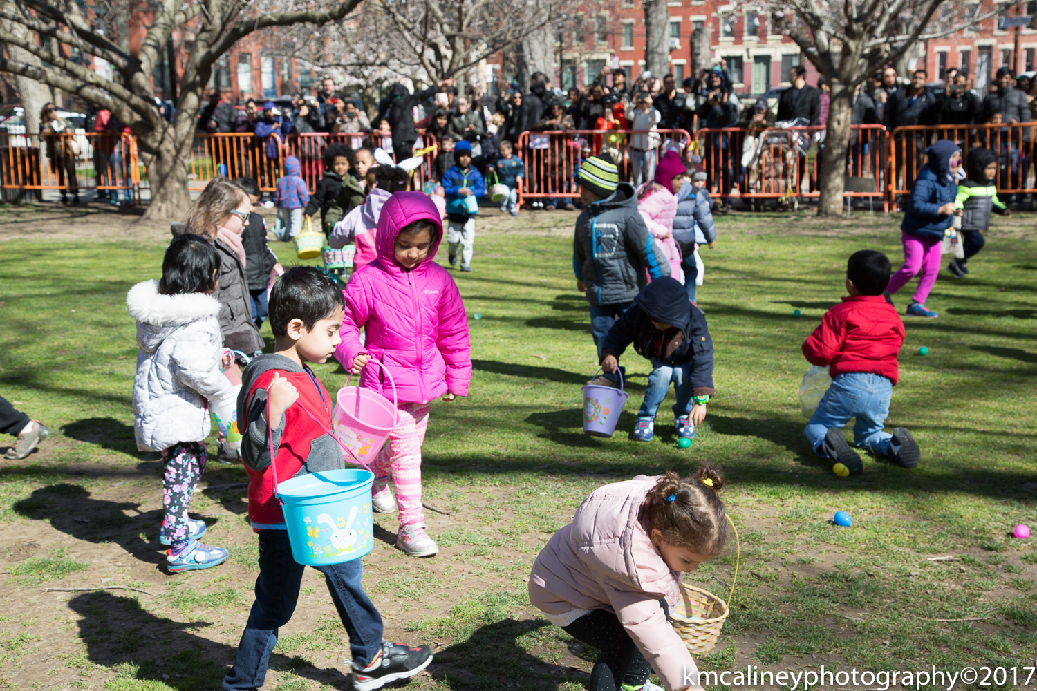 Great Egg Hunt in Jersey City