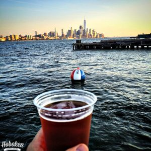 Beer Gardens in Jersey City