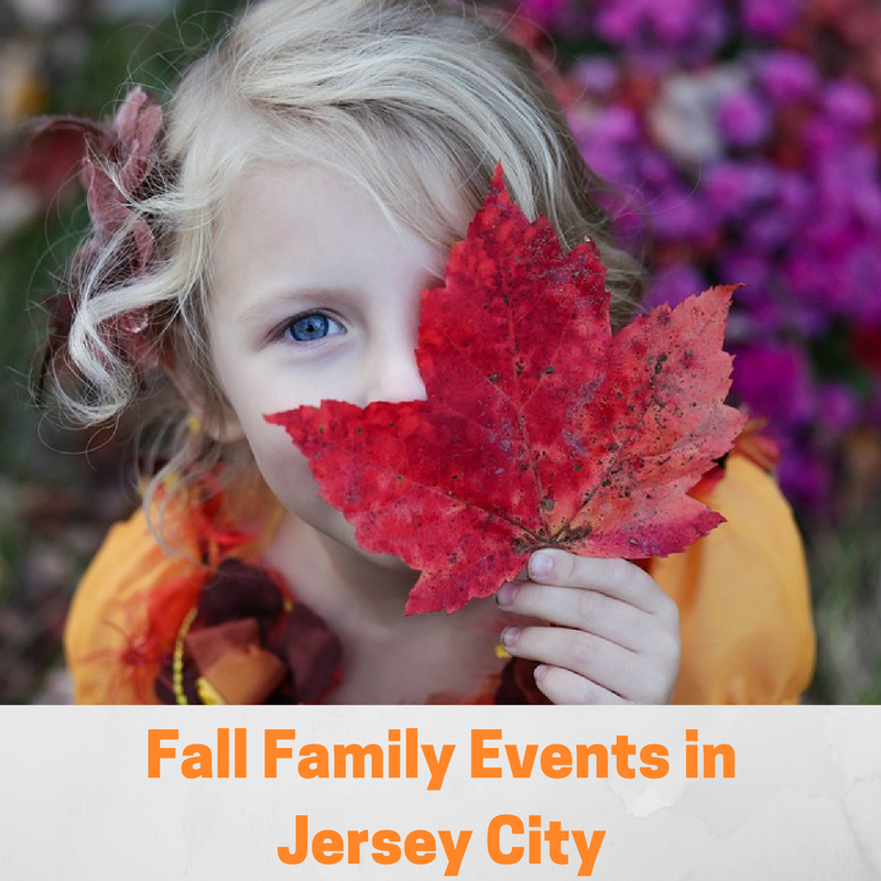 Fall Family Events in Jersey City