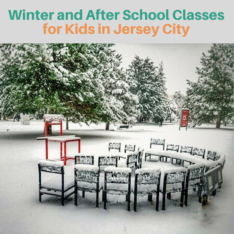 Winter and After School Classes for Kids in Jersey City