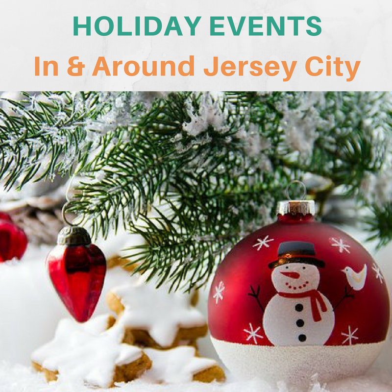 Holiday Events In and Around Jersey City