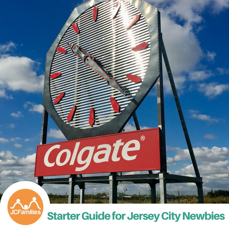 Welcome to Jersey City: Starter Guide for Jersey City Newbies