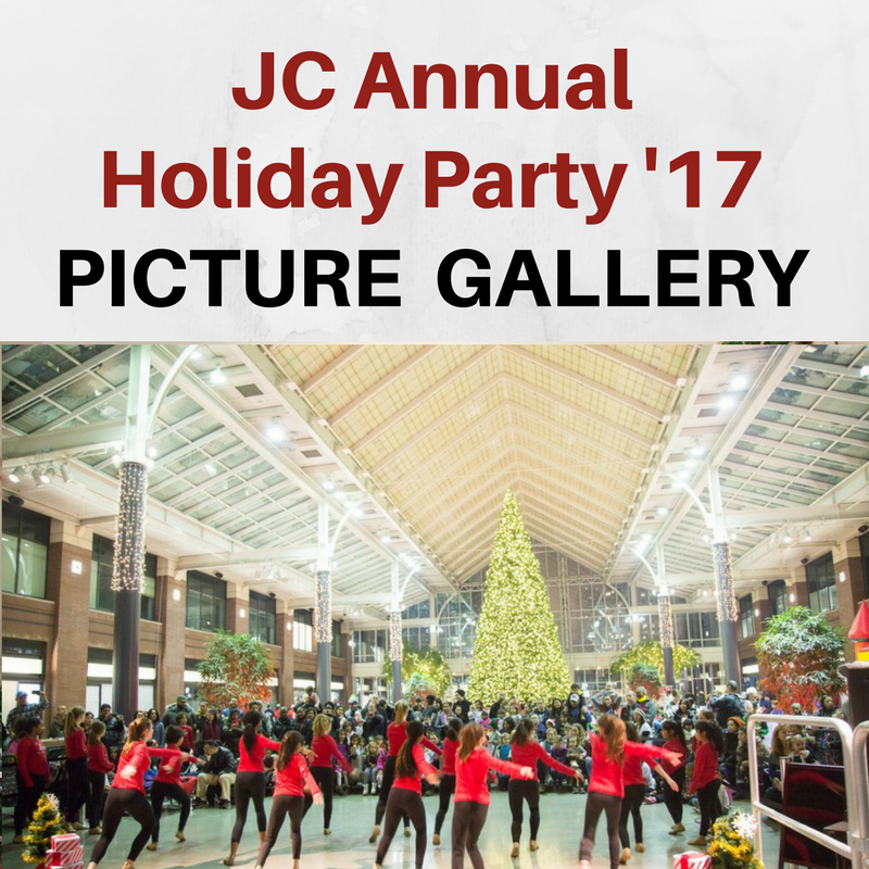 JCFamilies' Annual Holiday Party 2017 in Jersey City