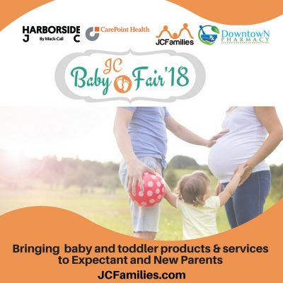 JC Baby Fair'18 in Jersey City – ($2 Entry Fee)