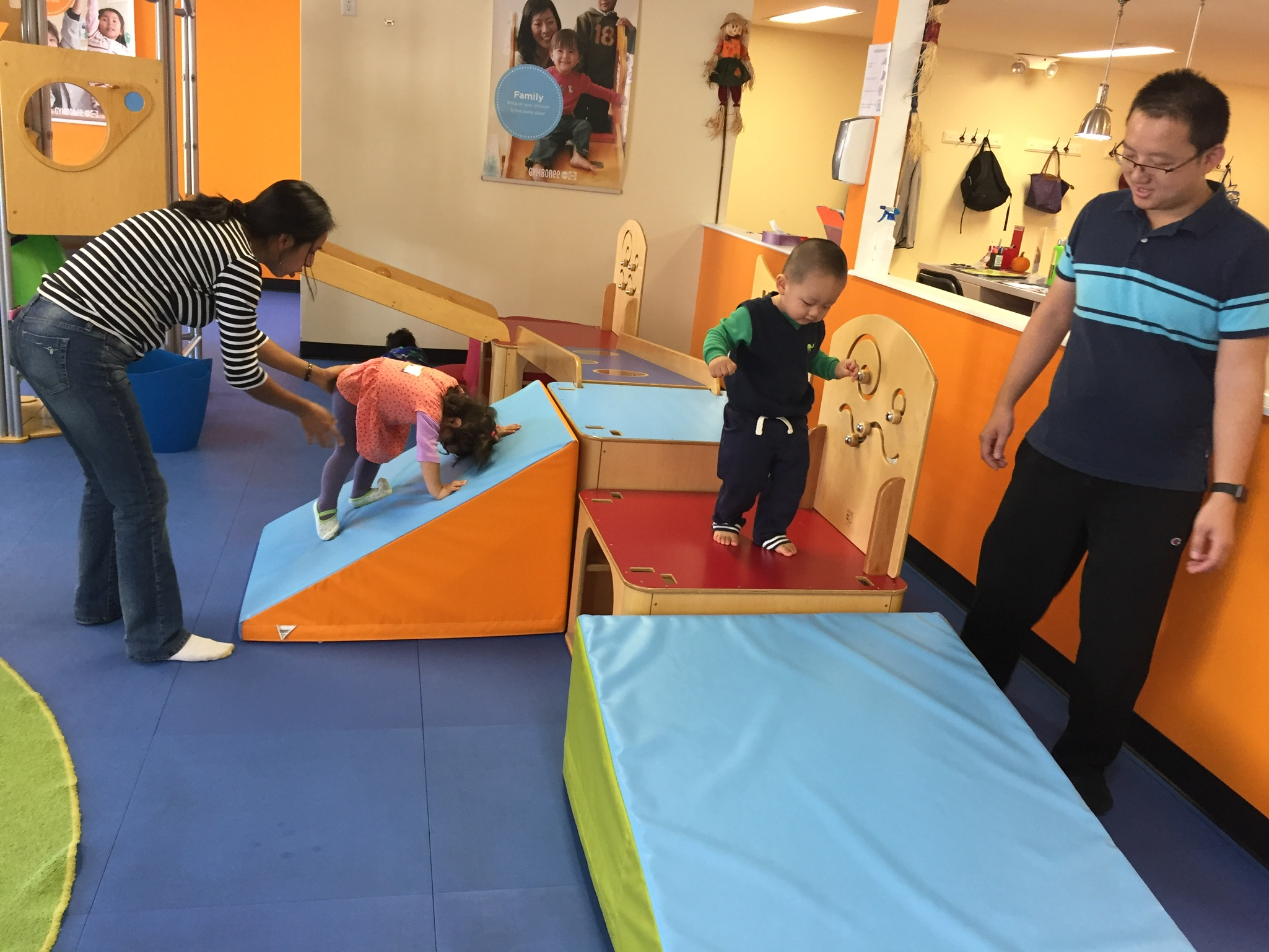 Discounted Indoor Play dates for Children at Gymboree Play & Music in Jersey City