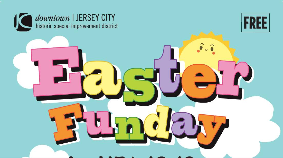 Easter Events in and around Jersey City in 2018
