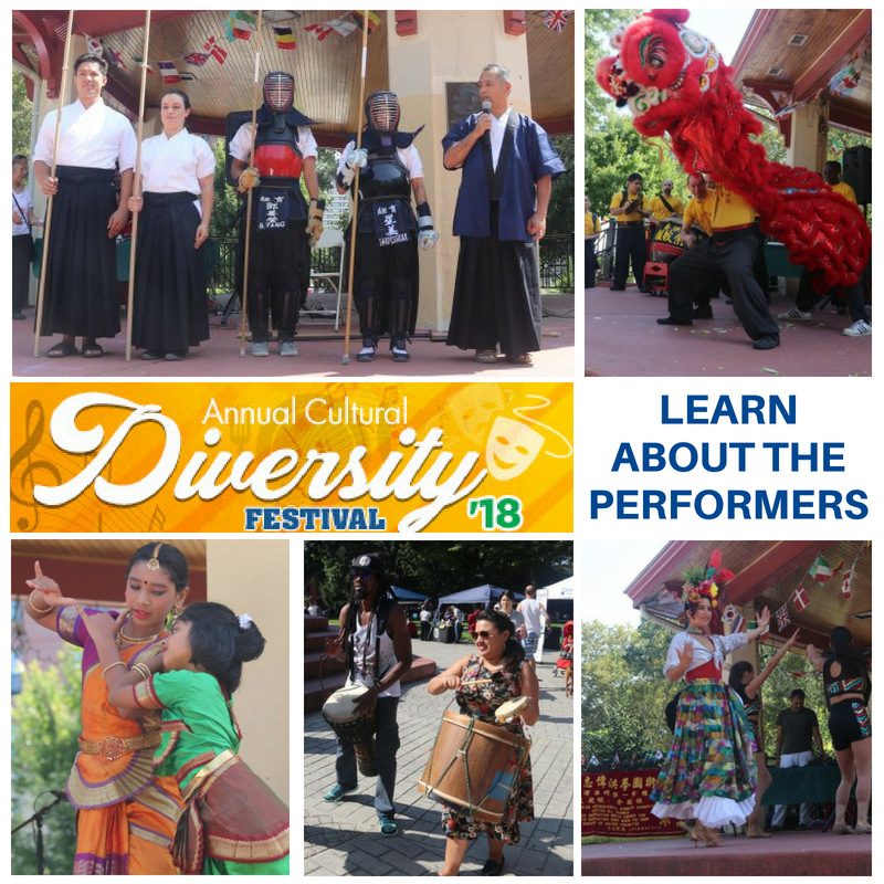 Learn about the Performances happening at the 5th Cultural Diversity Festival'18
