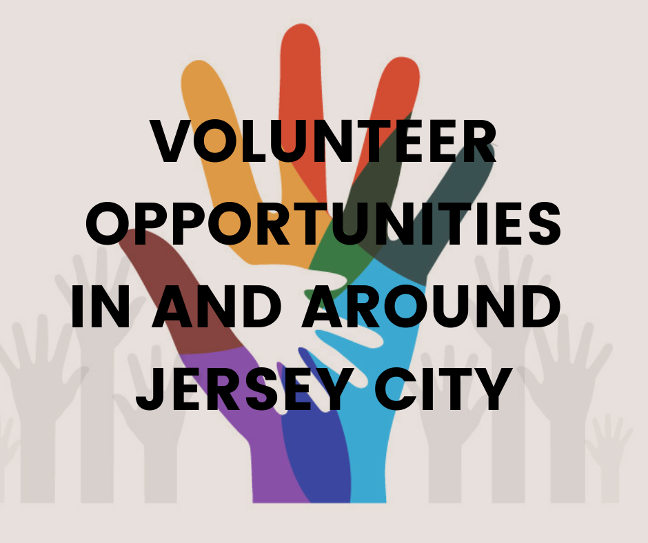 Volunteer Opportunities In and Around Jersey City