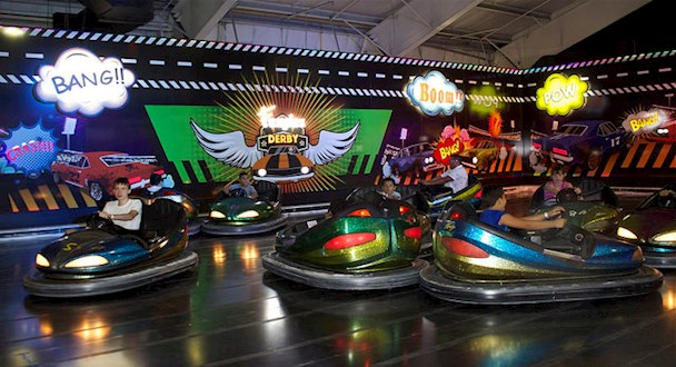 The Funplex Indoor Things To Do With Kids In And Around Jersey City