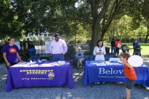 Education Fair in Jersey City